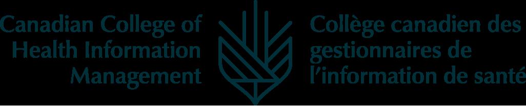 Logo du Collège canadien des professionnels en gestion de l'information sur la santé